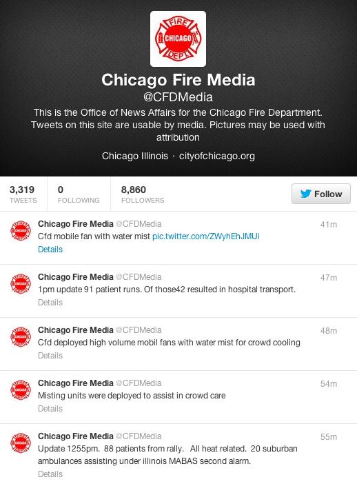 Chicago FD Media twitter