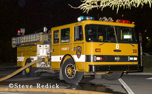 Glenbrook Rural Fire Protection District history