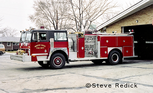 Morton Grove Fire Department history