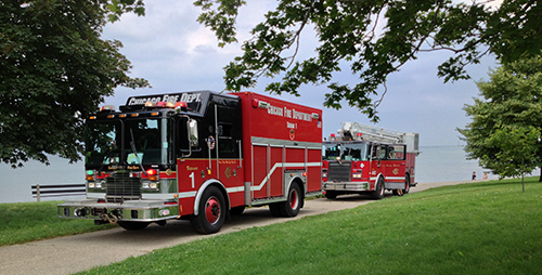 Chicago Fire Department Squad 1