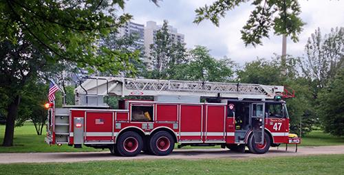 Chicago Fire Department Truck 47