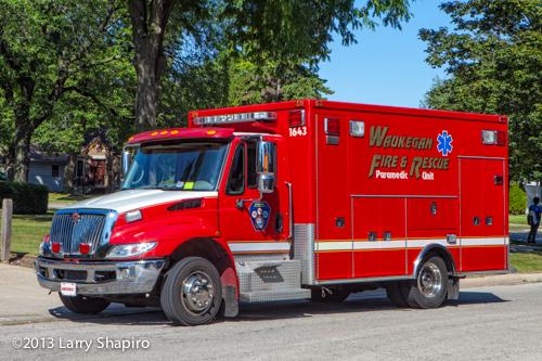 Waukegan Fire Department