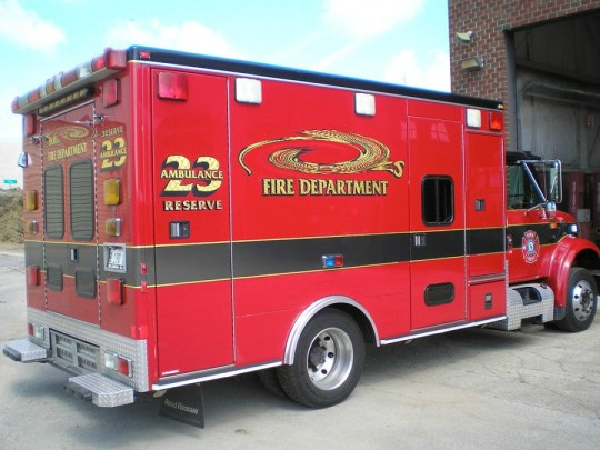 Hoffman Estates Fire Department