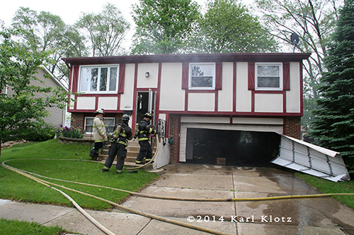 House Fire In Tinley Park 171 Chicagoareafire Com