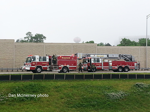 Pierce Quantum fire trucks