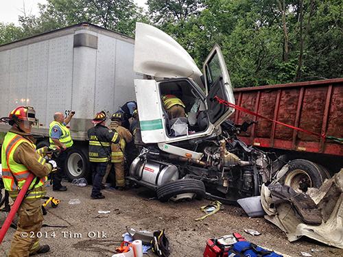 Car Accident Long Grove