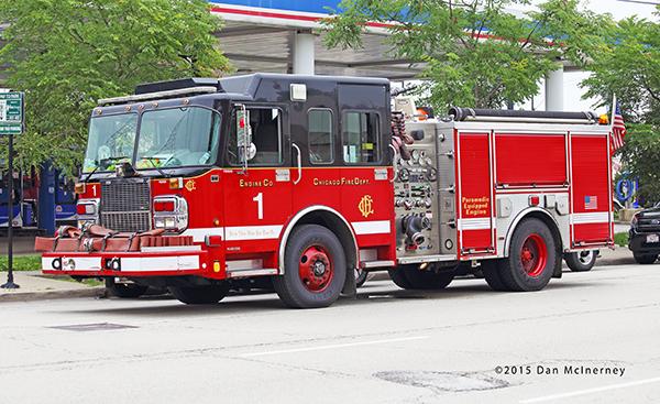 Chicago FD Engine 1