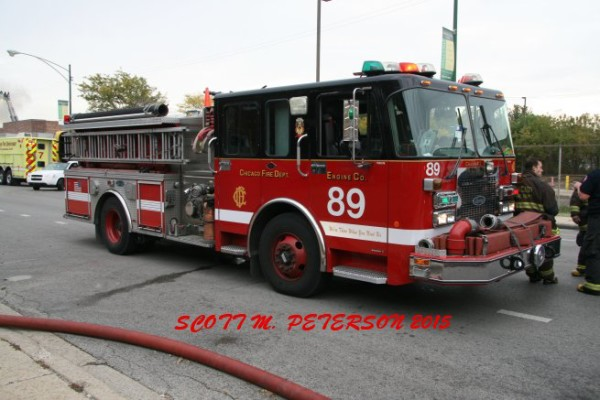 Chicago FD Engine 89