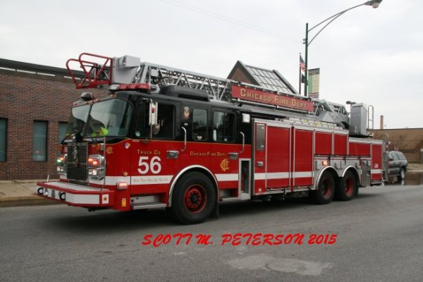 Chicago FD Truck 56