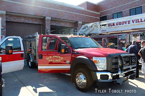 Elk Grove Village FD open house