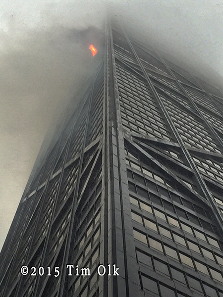 Chicago High Fashion Editorial: High-rise Fire In Chicago « Chicagoareafire.com