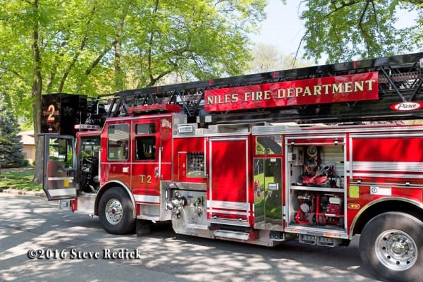 Niles FD Truck 5