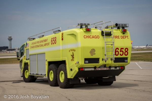 Chicago FD ARFF 658
