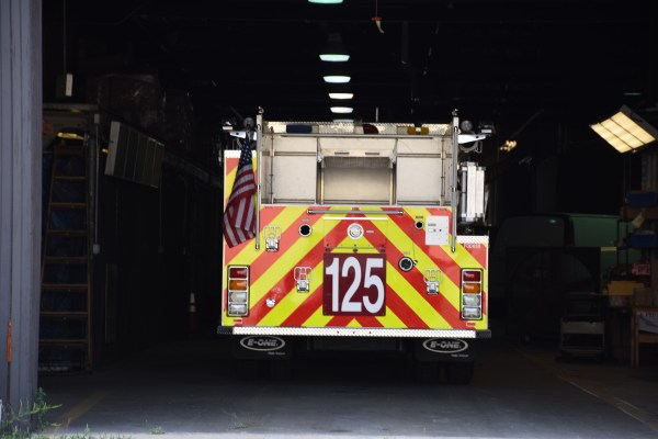 new fire engine for Chicago FD Engine 125