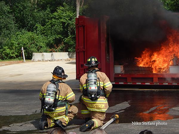 Gurnee Fire Department open house
