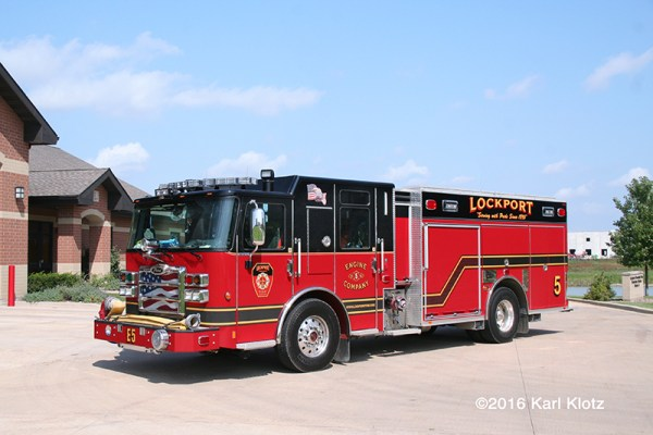 Lockport FPD Engine 5