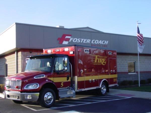 Morton Grove FD Ambulance 5