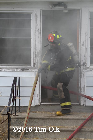 live-fire training for firefighters