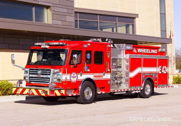 Wheeling FD Engine 42