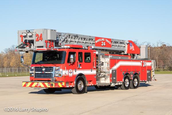 Wheeling FD Truck 24
