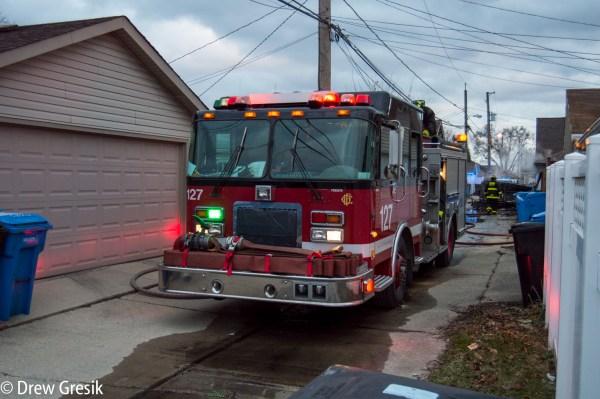 Chicago FD Engine 127