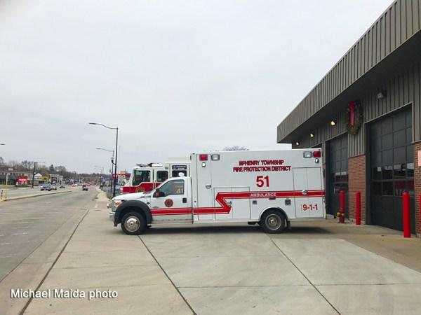 McHenry Township FPD Ambulance 51