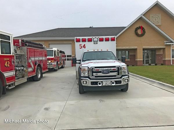 McHenry Township FPD Ambulance 54