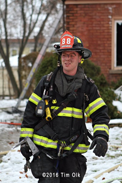 probationary firefighter