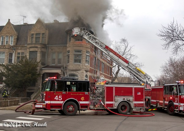 Chicago FD Engine 45