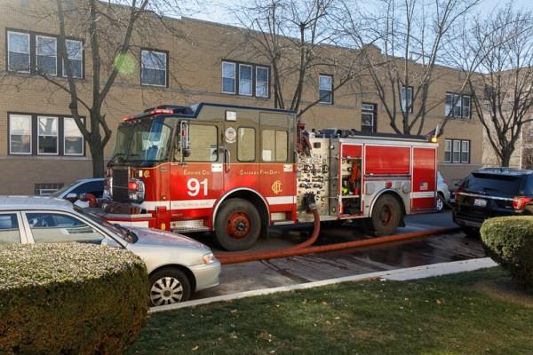 Chicago FD Engine 91