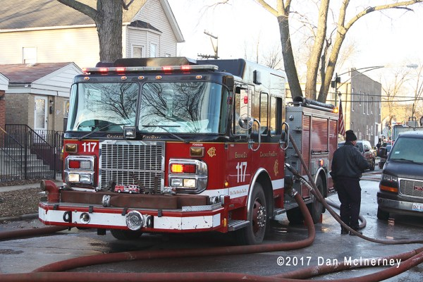 Chicago FD Engine 117