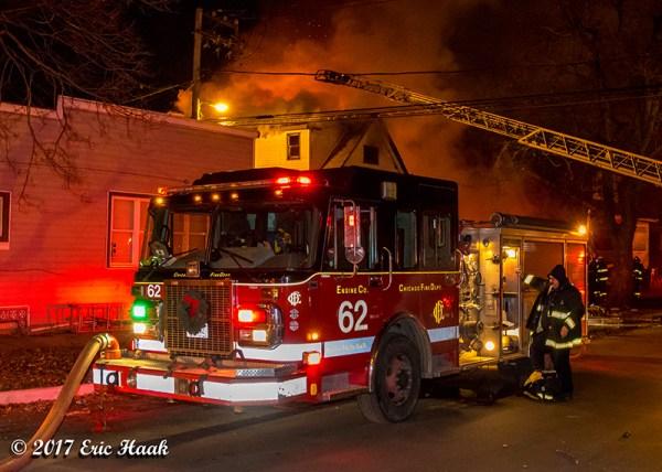 Chicago FD Engine 62