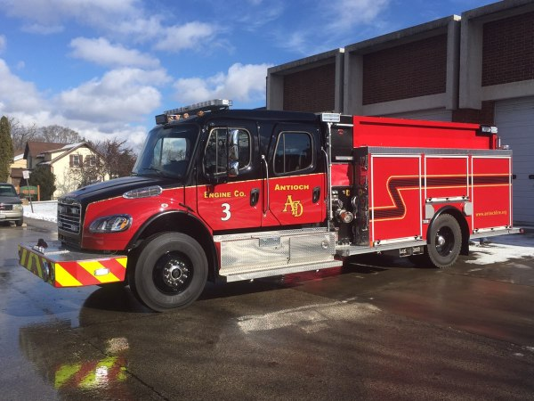 Antioch FD Engine 3