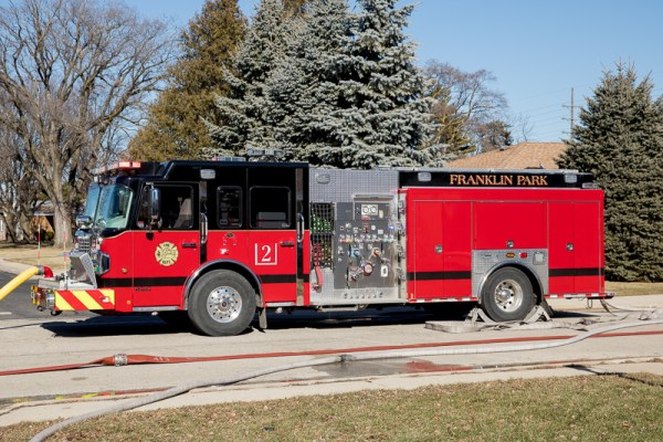 Franklin Park FD Engine 2