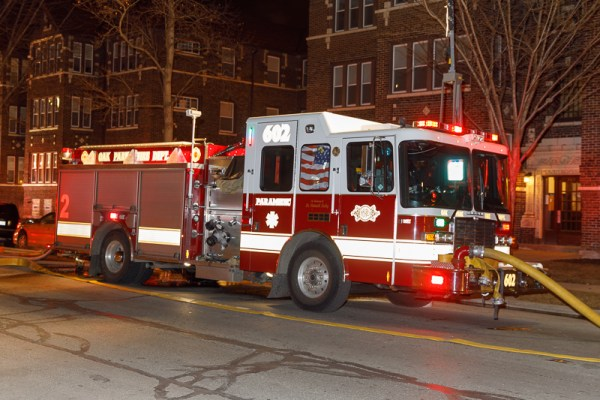 Oak Park FD Engine 602