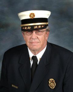 Glen Ellyn Volunteer Fire Company former Fire Chief Stuart Stone