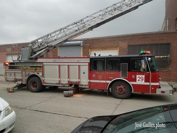 Chicago FD Truck 29