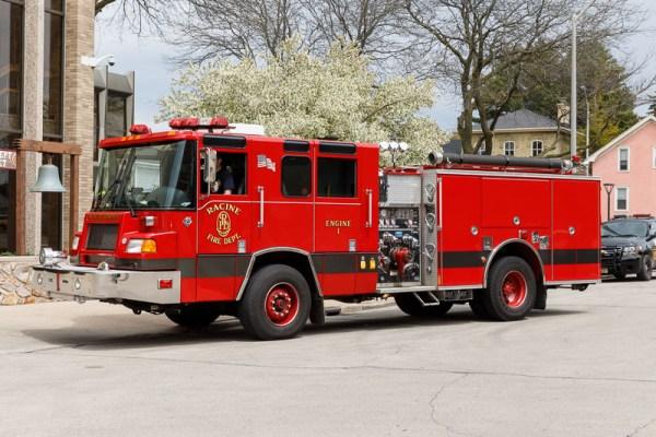 Racine FD Engine 1