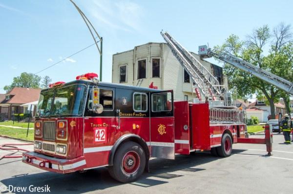 Chicago FD Truck 45