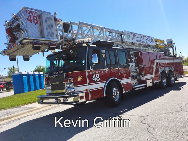 Tinley Park FD Tower 48