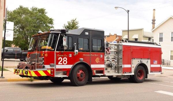 Chicago FD Engine 28