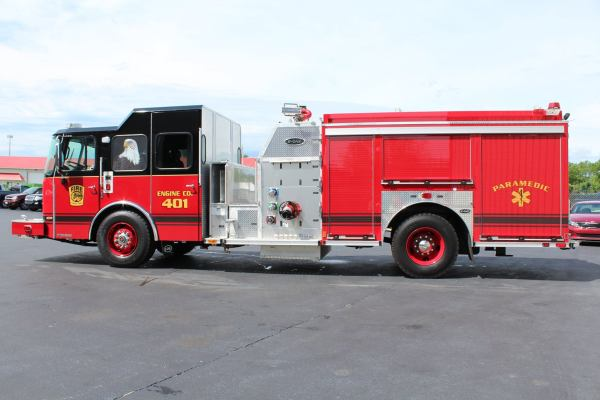 Forest Park FD Engine 401