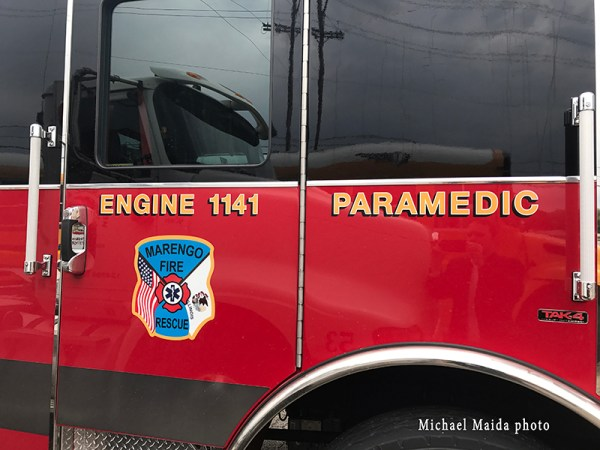 Marengo FPD Engine 1411