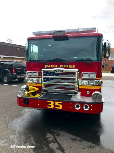 Park Ridge FD Engine 35