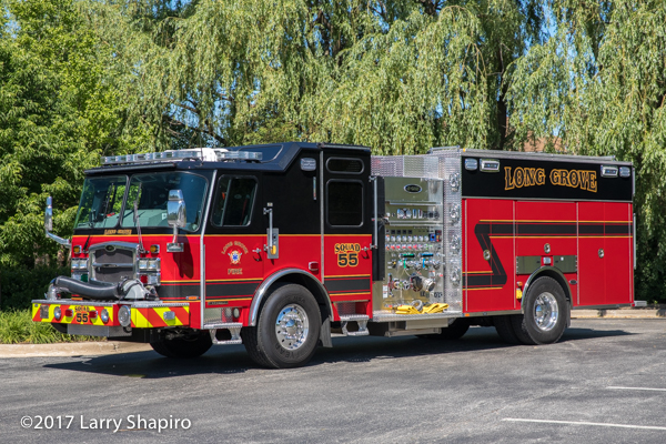Long Grove FPD Squad 55