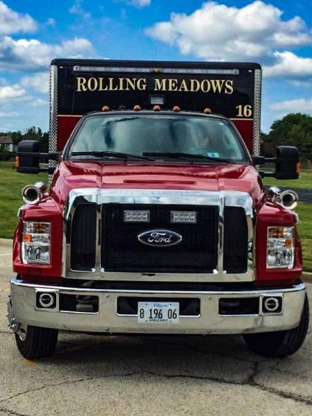 Rolling Meadows FD Ambulance 16