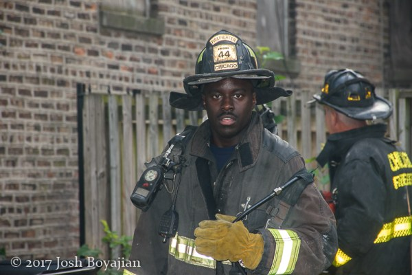 Chicago FD Firefighter