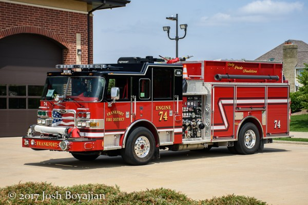 Frankfort Engine 74