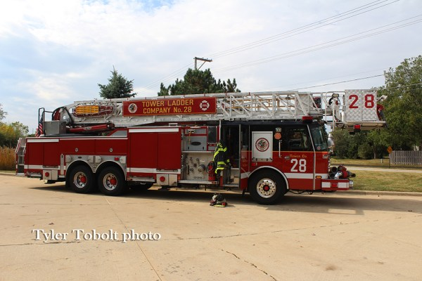 Carol Stream FD Tower 28