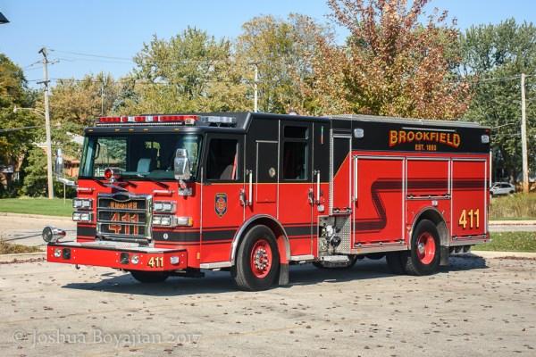 Brookfield FD Engine 411